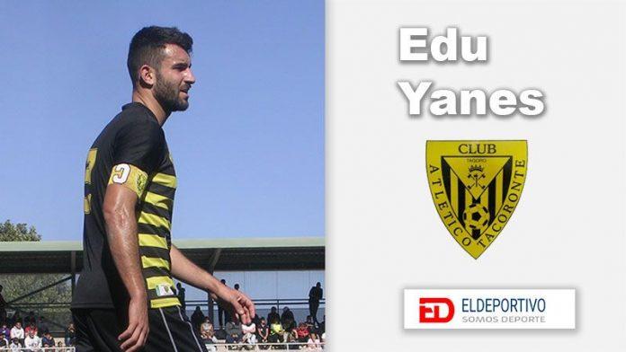 """Edu Yanes """"fue una permanencia muy sufrida""""."""