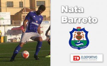 Nata Barreto ante su partido más largo.
