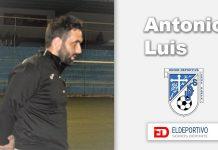 Antonio Luis no continuará al frente del banquillo del Cruz Santa.