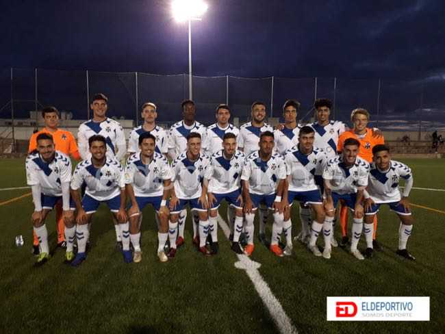 Once Inicial del CD Tenerife C.