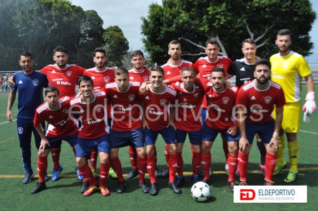 Once inicial del Isora.