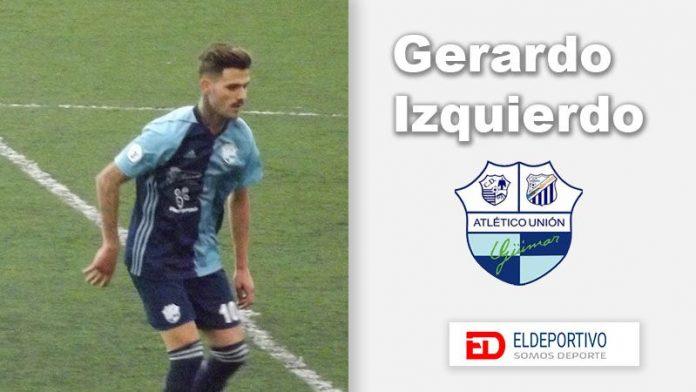 Gerardo hace el gol 100 del AUGüímar en Tercera División.