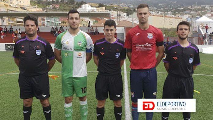 Empate justo entre el Glassydur Icodense y el Atlético San Juan.
