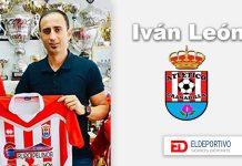 Iván León nuevo entrenador del Atlco Granadilla.
