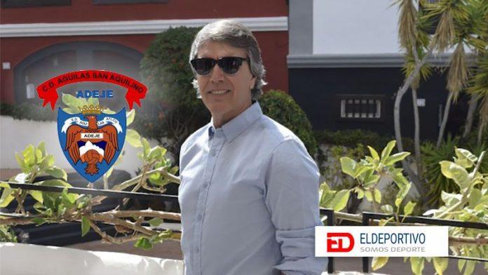 Juan Miguel Martín renueva por el CD Águilas.
