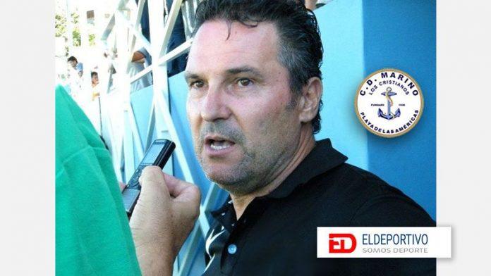 Kiko de Diego, nuevo técnico del Marino.
