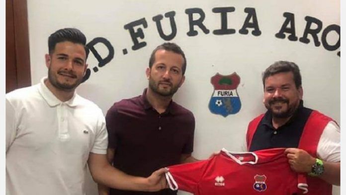 José Pérez presentado como nuevo técnico del CD Furia Arona.