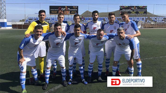 Once inicial del Charco Del Pino.