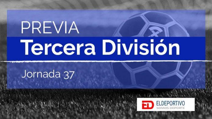 Previa de la Tercera División Canaria, Jornada 37.