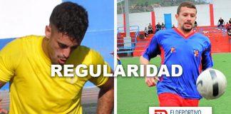 "Ranking ""final"" Regularidad Primera Regional, grupo 1 y 2 ."