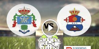 CD Sauzal vs Real Unión Tenerife, el partido completo.