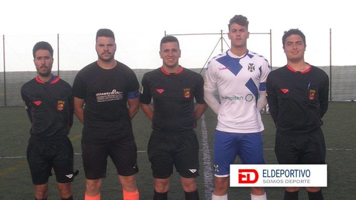Título para el Juvenil B del CD Tenerife.