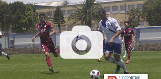 Tenerife B - Linares Deportivo, partido de ida.