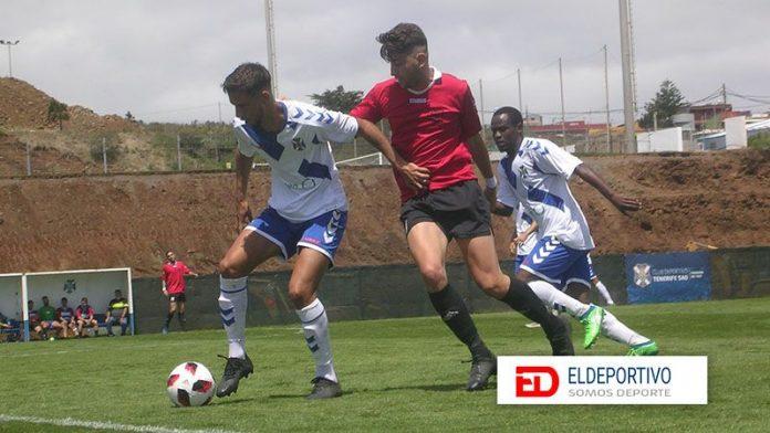Depende de si mismo el Tenerife B para el play off.
