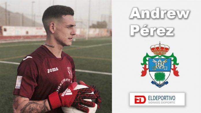 Andrew Pérez ficha por el Sauzal.