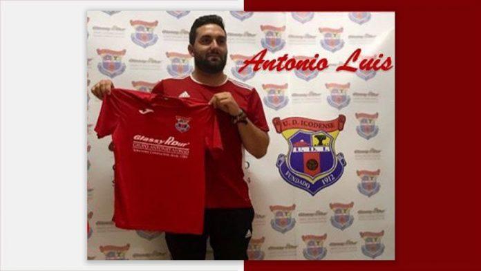 Antonio Luis, nuevo técnico del Glassydur UD Icodense.