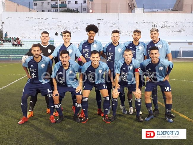 Once inicial del AUGüimar.