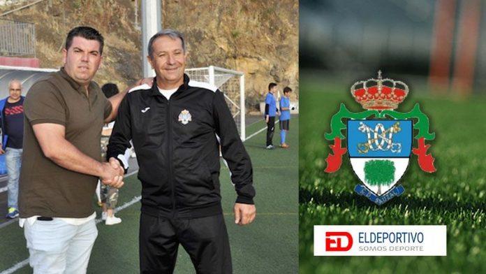 Berto Rodríguez seguirá siendo el míster del CD Sauzal.