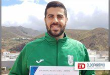 Eduardo, portero más regular de la Primera Regional Grupo 1.