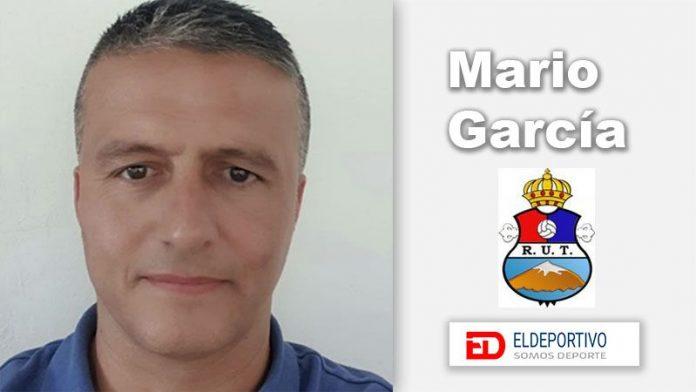Mario García, nuevo entrenador del Real Unión.