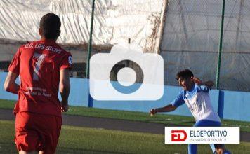 Fotos de la UD Hidalgo y la UD Las Zocas B.