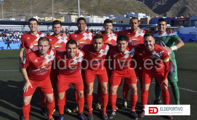 Once de la UD Las Zocas B.