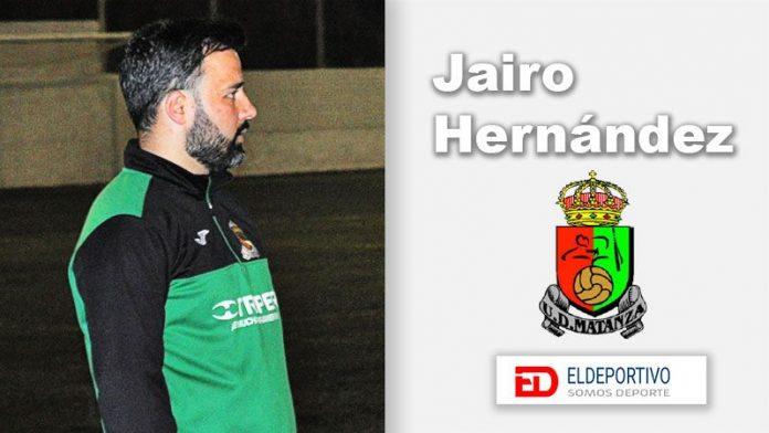 Jairo Hernández renueva en el Matanza.