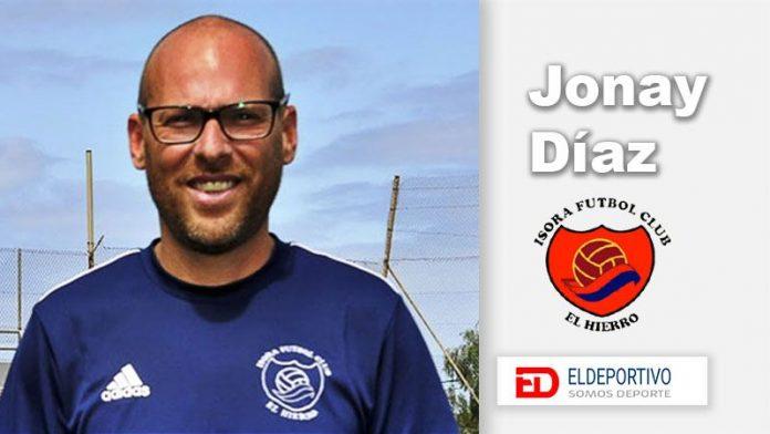 Jonay Díaz continuará para la próxima temporada en el Isora F.C.