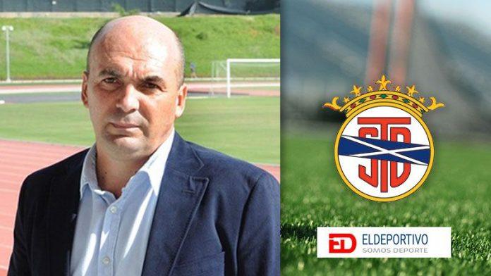José Juan Almeida nuevo técnico de la SD Tenisca.