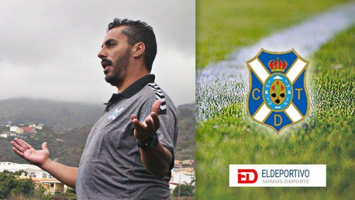 Mazinho continuará al frente del CD Tenerife B.