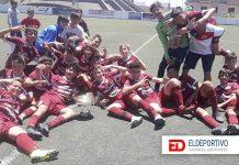 EMF Médano A Campeón de Campeones de Primera Infantil.