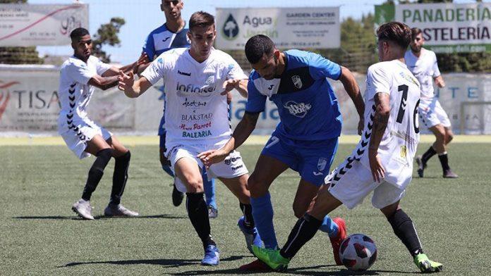 Buenos resultados en los play-off a la Segunda División B.