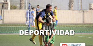 """Ranking """"final"""" de Deportividad 2019, en Primera Regional."""