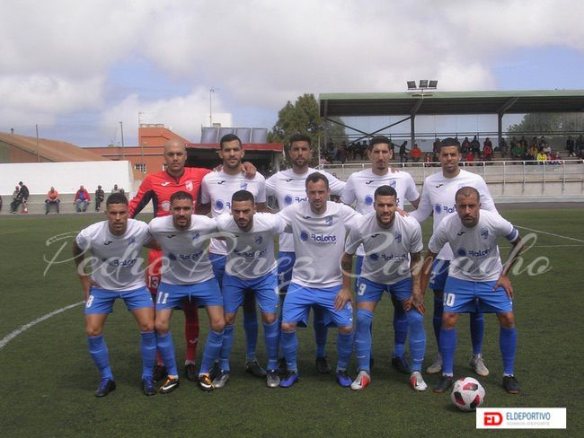 Once inicial del Tamaraceite.