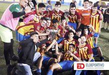 Gana el San Isidro la Final de la copa Juvenil.