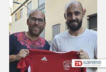 Tana Nolasco, nuevo jugador del Isora FC.