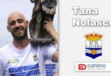 Tana Nolasco no continuará en el C.D.TNK Vera.