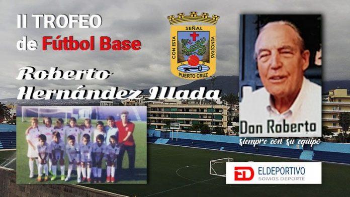 Homenaje Póstumo a Roberto Hernández Illada.