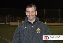 Oscar Alexis, ex entrenador de la U.D. Taco San Luis.