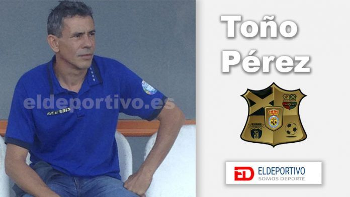Toño Pérez, nuevo entrenador de la UD Duggi Tranvía.