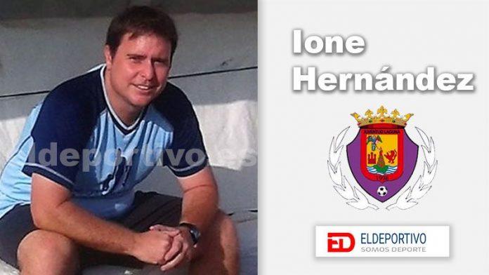 Ione Hernández ocupará el banquillo del primer equipo Juventud Laguna.