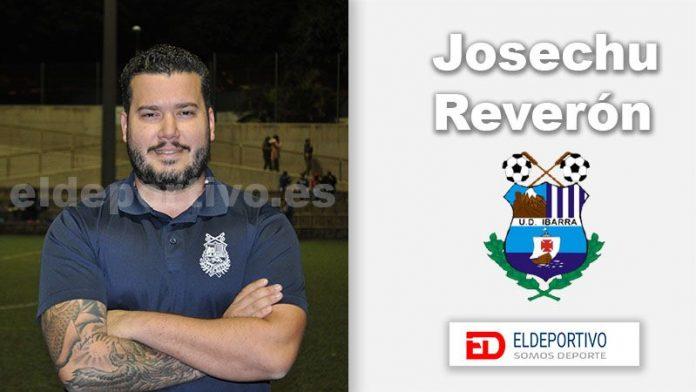 Josechu Reverón renueva con el Ibarra B.