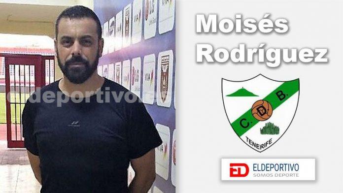 Moisés Rodríguez NO continuará en el C.D. Buenavista.