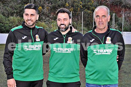 Foto del equipo técnico del Matanza.