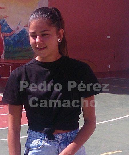 Marina Puebla reconoce que su prioridad es el fútbol femenino.