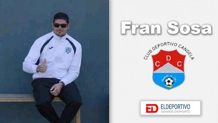 Fran Sosa tomará las riendas del primer equipo del C.D. Candela.