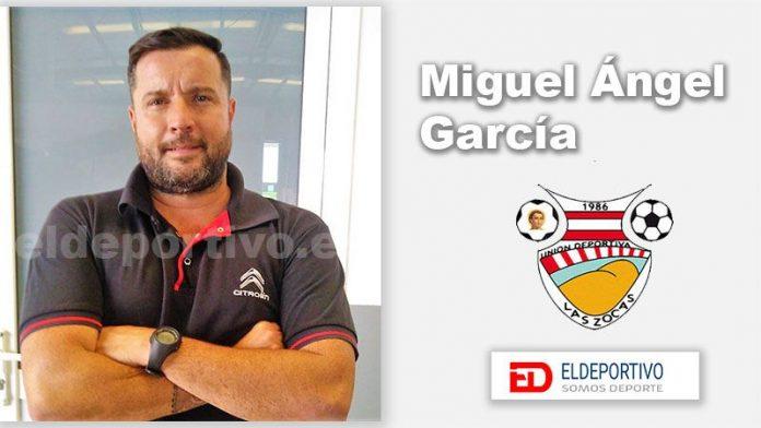 Miguelo nuevo entrenador de Las Zocas B.