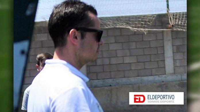 Néstor Ramos ex entrenador del C.D.Z. Esperanza.