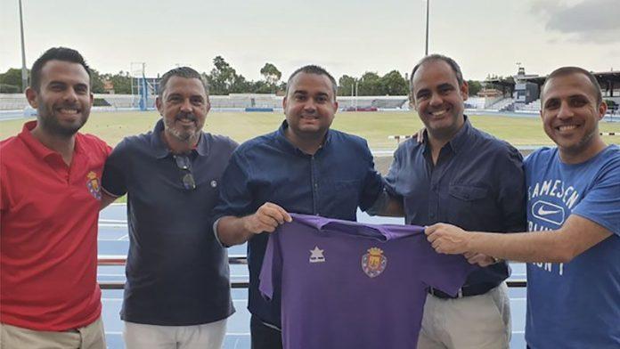 Sergio Alonso próximo entrenador del C.D. Laguna.