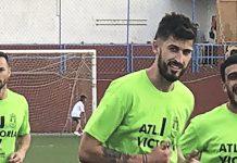 Adrián González Plaza, nuevo jugador del Atl. Victoria.